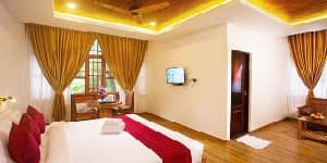 Atwoods Munnar- Deluxe Room