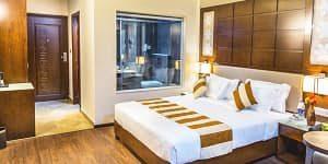 Casa montana-Deluxe Double Room