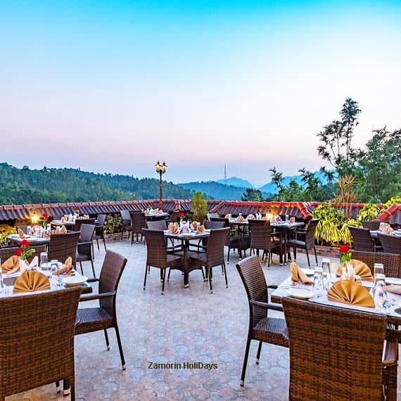 Crown Valley Resort Thekkady