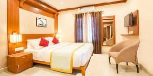 Crown Valley- Standard Double Room
