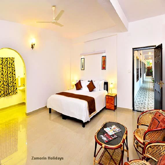 Rivertree munnar rooms